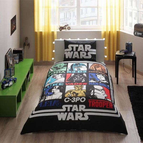 Dětské povlečení Star Wars, 160x200 cm