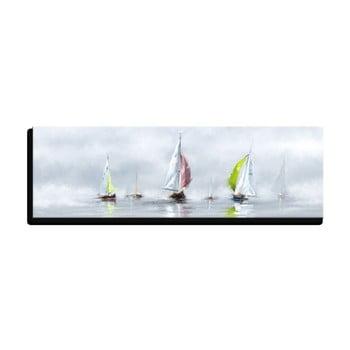Tablou Styler Sailing, 30x95cm de la Styler