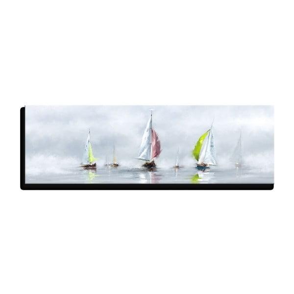 Sailing kép, 30 x 95 cm - Styler