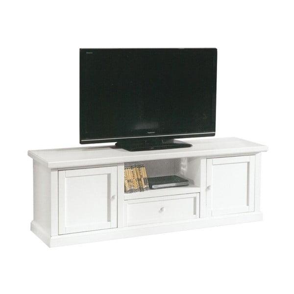 Televizní stolek Castagnetti Divertimento, bílý