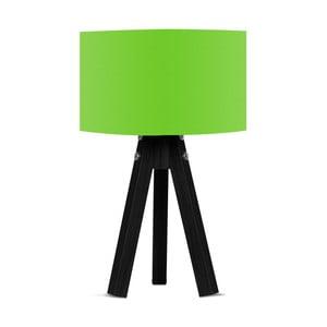 Stolní lampa se zeleným stínítkem Kate Louise Blackie