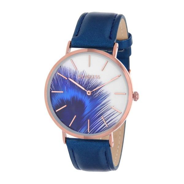 Ceas damă Clueless Peacock Dark Blue