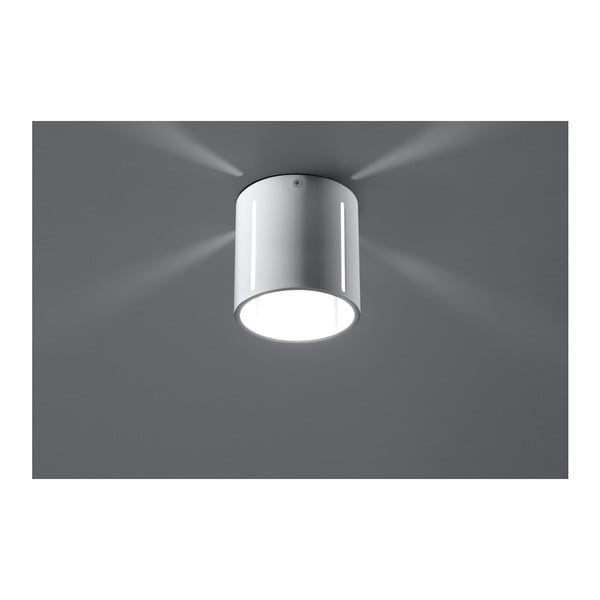 Bílé stropní svítidlo Nice Lamps Vulco