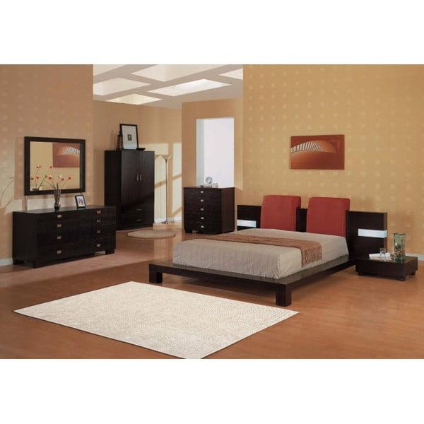 Krémový bavlněný koberec Floorist Kinah, 120x180cm