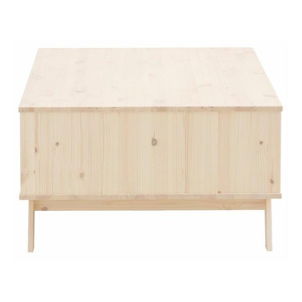 Lakovaný dřevěný konferenční stolek Støraa Olly