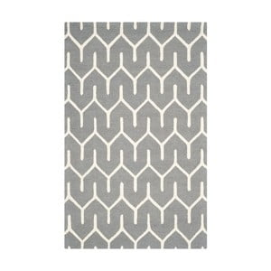 Vlněný koberec Chara, 182x274 cm