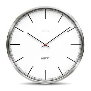 Rádiem řízené nástěnné hodiny One, 45 cm