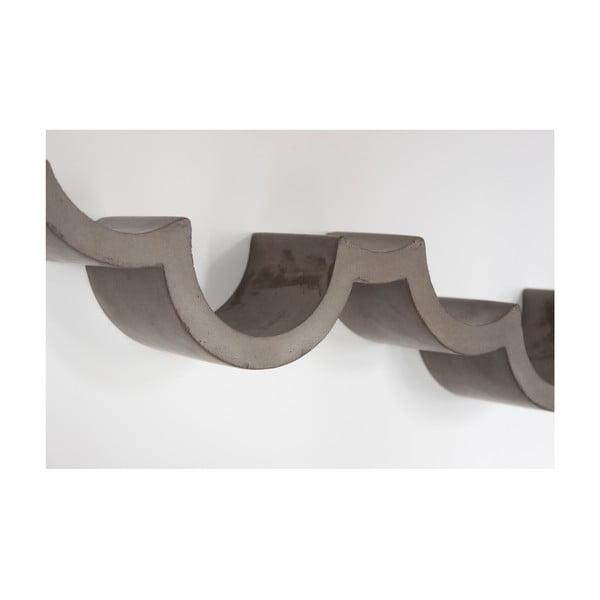 Betonový držák na toaletní papíry Lyon Béton Cloud L