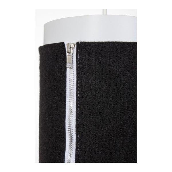 Závěsné svítidlo Zip Star Medium, černé