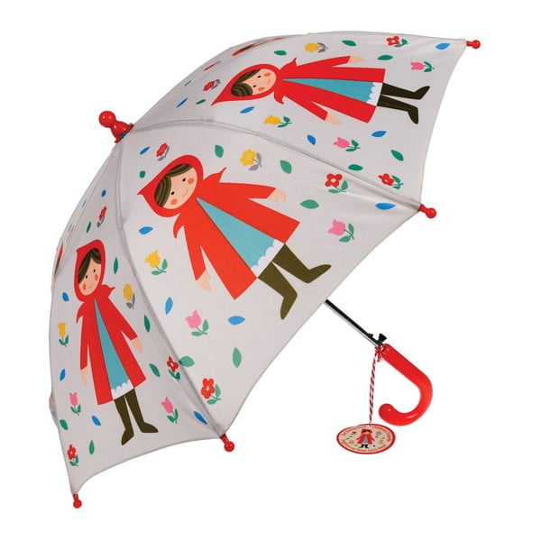 Umbrelă cu model Scufița Roșie Rex London Red Riding Hood