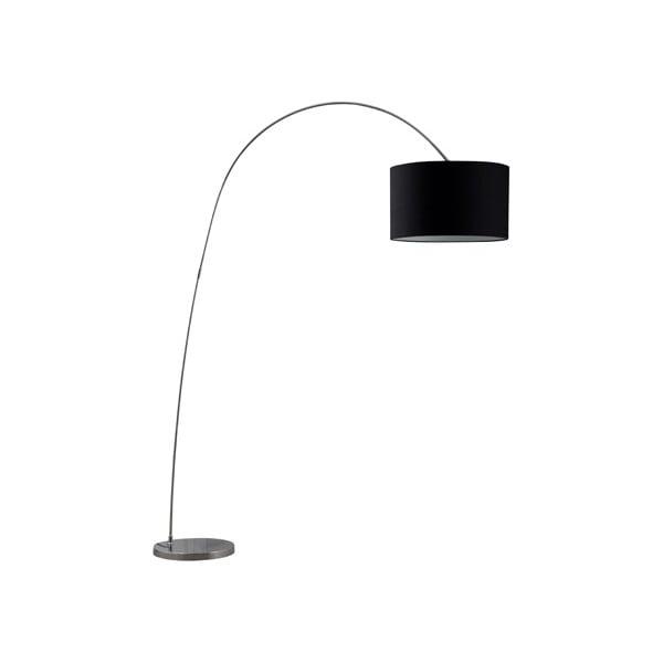 Černá stojací lampa New Wiggly