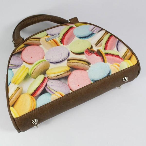 Kabelka Dara bags Art Deco Bell Macsrons