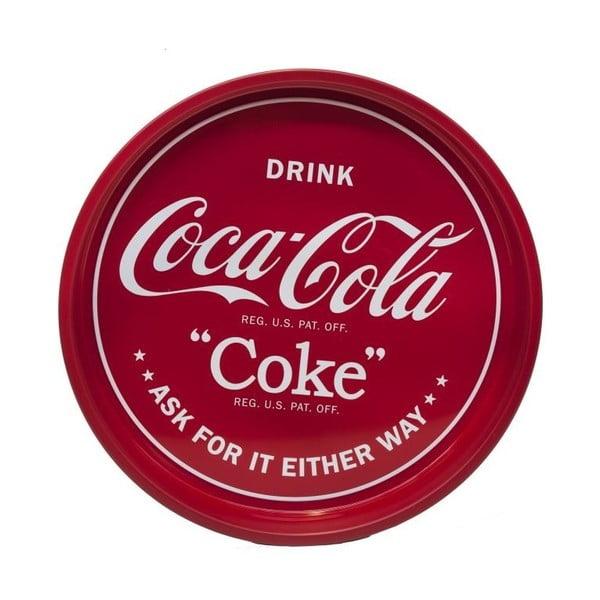 Podnos Novita Cola, ⌀33,5cm