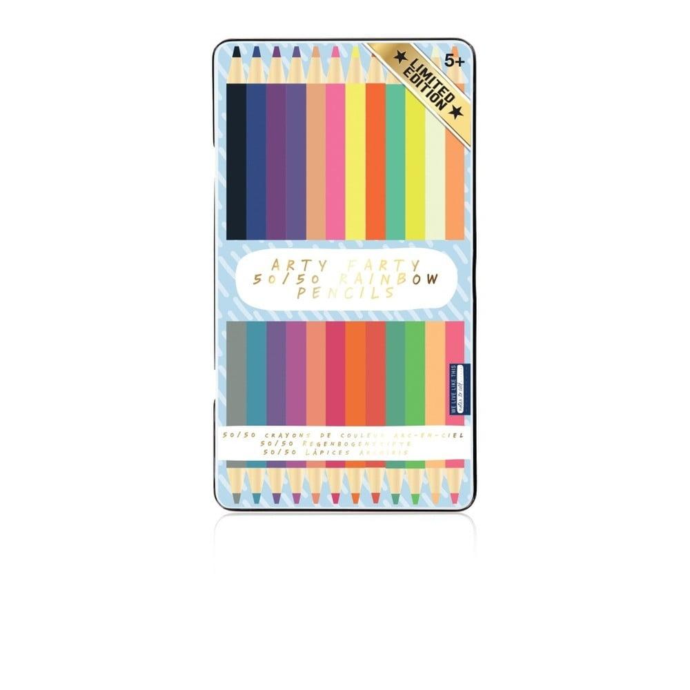 Sada 12 oboustranných pastelek npw™ Arty Farty