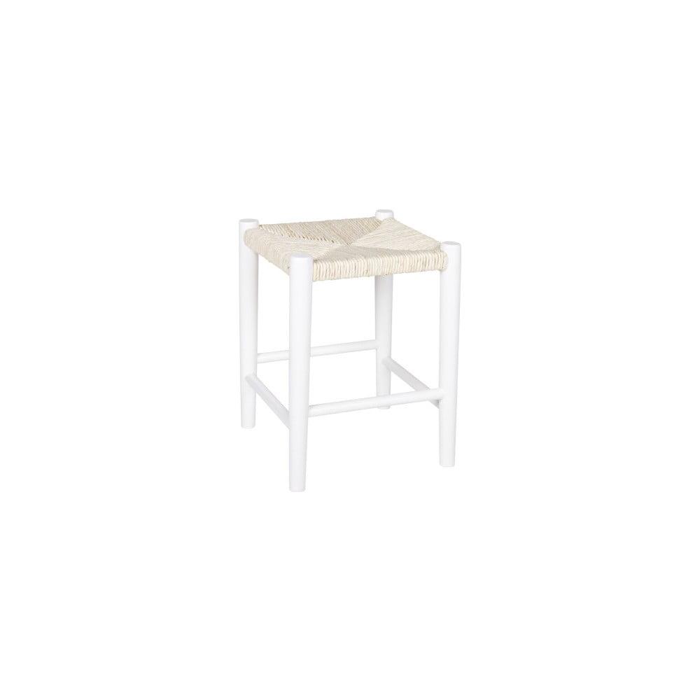 Bílá stolička De Eekhoorn Riva