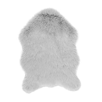 Blană artificială Tiseco Home Studio Sheepskin, 60 x 90 cm, gri deschis imagine