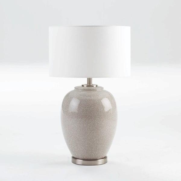 Veioză din ceramică fără abajur Thai Nature, înălțime 47cm