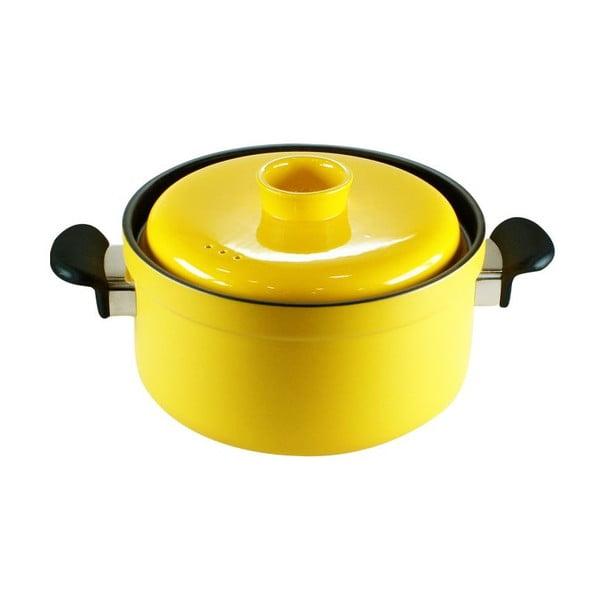 Rendlík Casserole Design Yellow, 4l