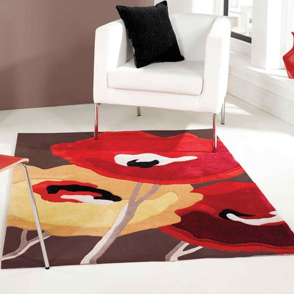 Koberec Flair Rugs Poppy Flowers, 120 x 170 cm