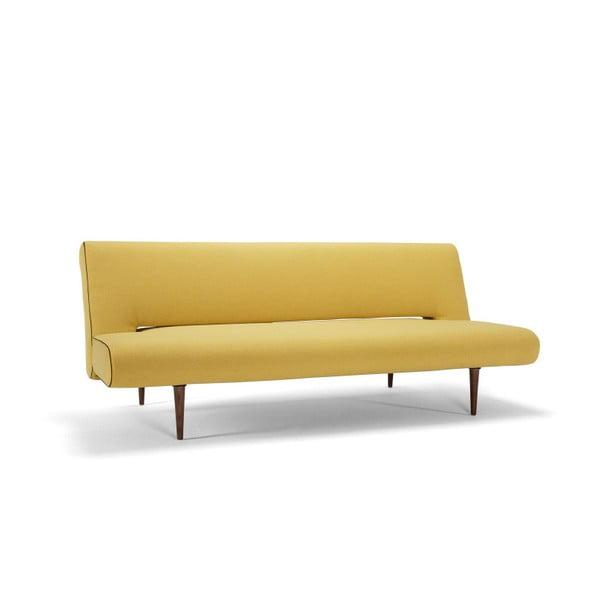 Unfurl sárga kinyitható kanapé - Innovation