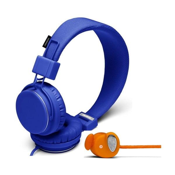 Sluchátka Plattan Cobalt + sluchátka Medis Orange ZDARMA