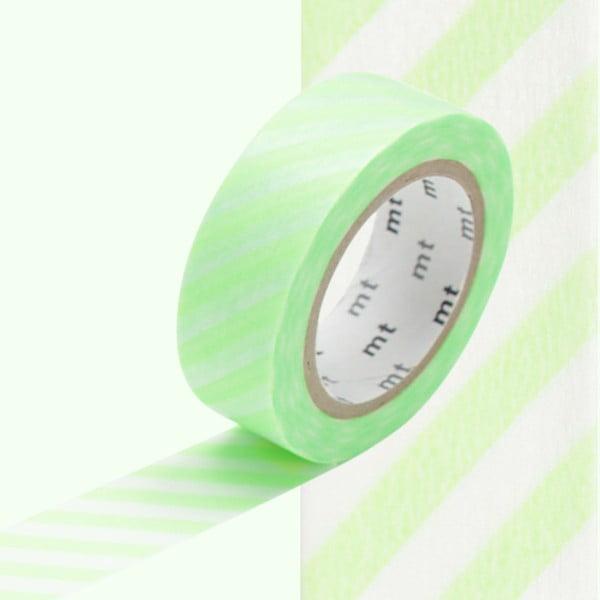 Taśma dekoracyjna washi MT Masking Tape Nicolette, dł.10m