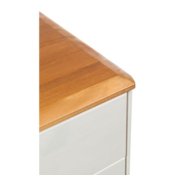 Televizní stolek z borovicového dřeva Askala Maru, šířka151cm