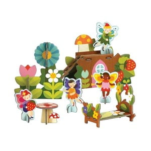 3D puzzle Petit collage Fairies
