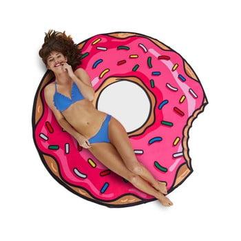 Pătură pentru plajă Big Mouth Inc. Donut, ⌀ 152 cm