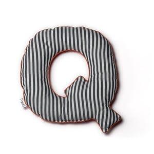 Polštář Q jako Quido