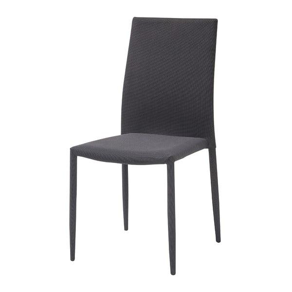 Jídelní židle Dani, šedá