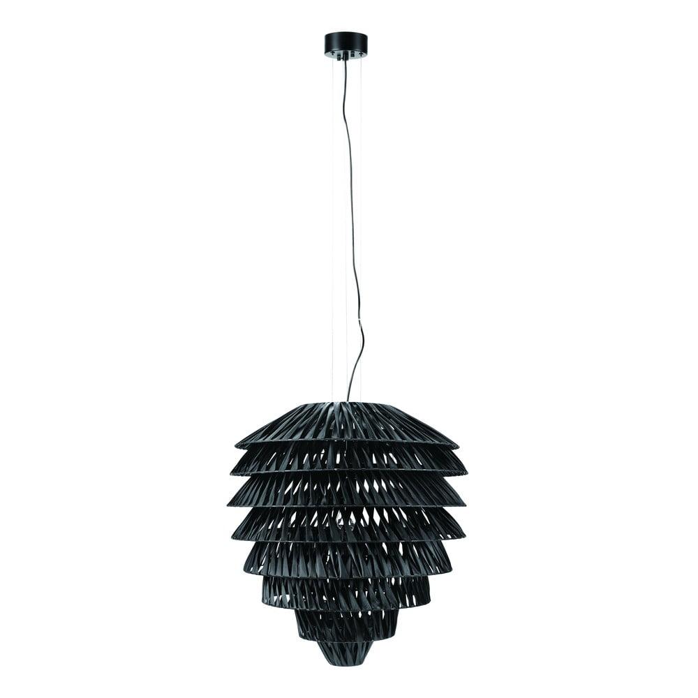 Černé závěsné svítidlo Markslöjd Dorsia Pendant Black
