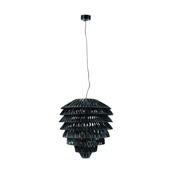 Lustră Markslöjd Dorsia Pendant Black, negru
