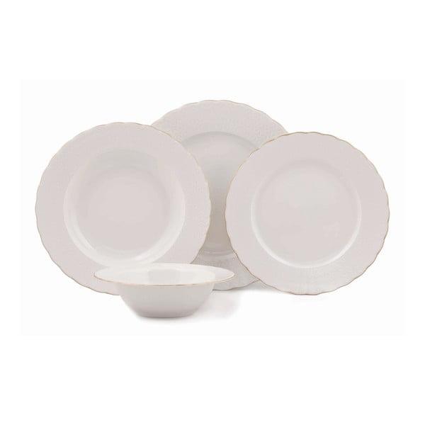 Oldie 24 db-os porcelán étkészlet - Kutahya