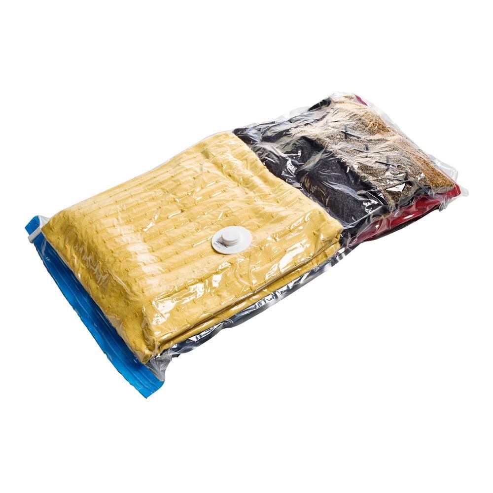 Sada 2 vakuových pytlů na oblečení JOCCA Bags, 130 x 74 cm