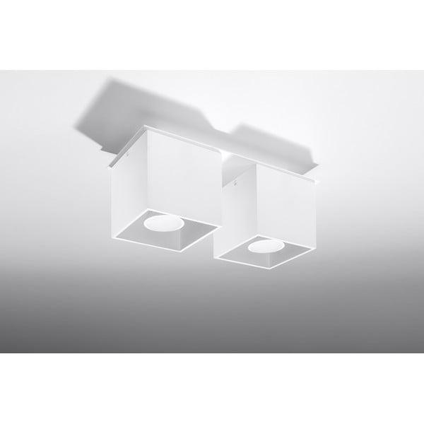 Biała lampa sufitowa Nice Lamps Geo 2