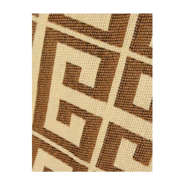 Hnědo-béžový koberec Ya Rugs Tee, 120x180cm