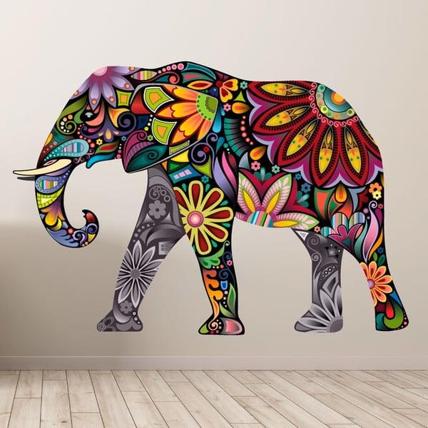 Autocolant Ambiance India Elephant
