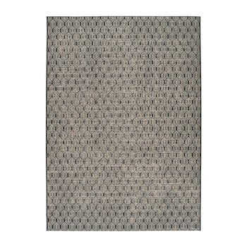 Covor Universal Stone Darko Gris, 160 x 230 cm, gri de la Universal