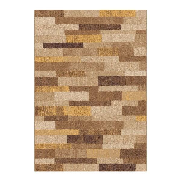 Béžový koberec Universal Adra Beige, 133x190cm
