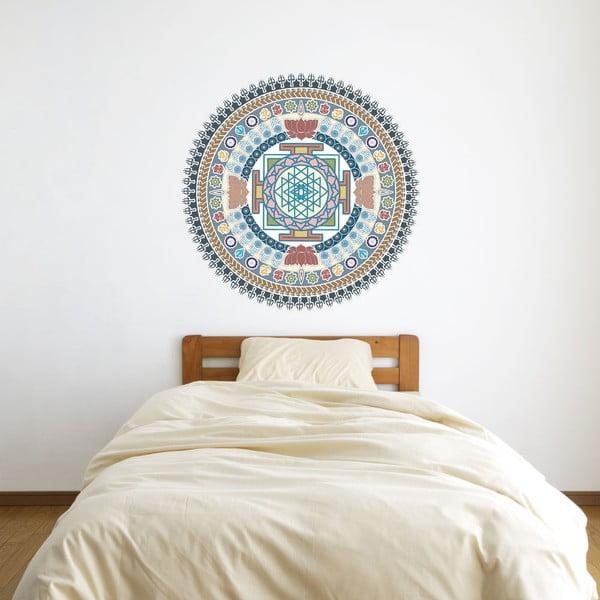 Samolepka na zeď Indian Spiritual Mandala