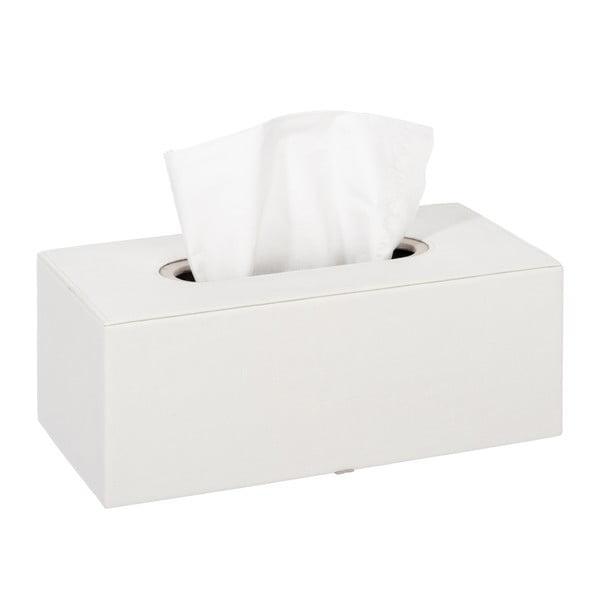 Box na kapesníky Kleenex Art White