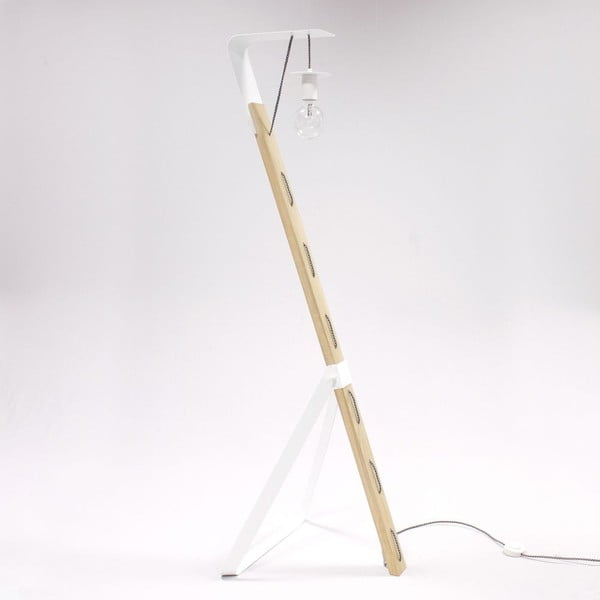Stojací lampa ComingB Oak Classic