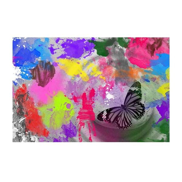 Obraz Butterfly Drops, 45x70cm