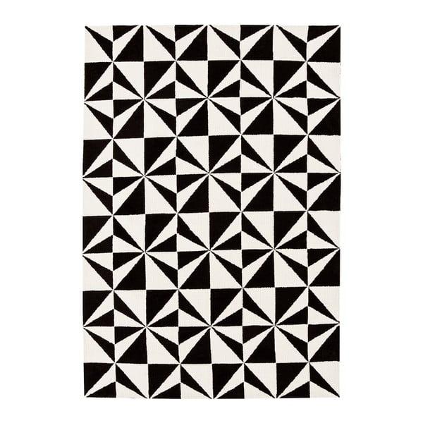 Koberec Asiatic Carpets Mosaic Rug Mono, 100x150 cm