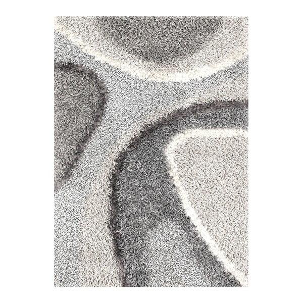 Koberec Delphi Silver, 70x140 cm