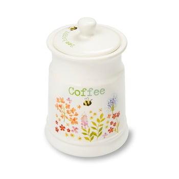 Recipient din ceramică pentru cafea Cooksmart Bee Happy
