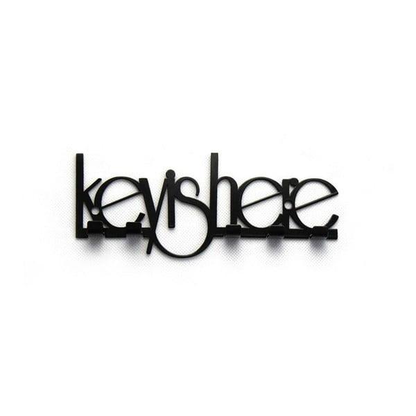 Věšák na klíče Keyishere