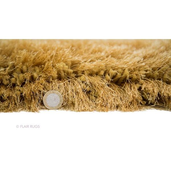 Koberec Pearl 120x170 cm, hořčičový