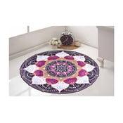 Odolný koberec Vitauss Keluna, ⌀ 80 cm